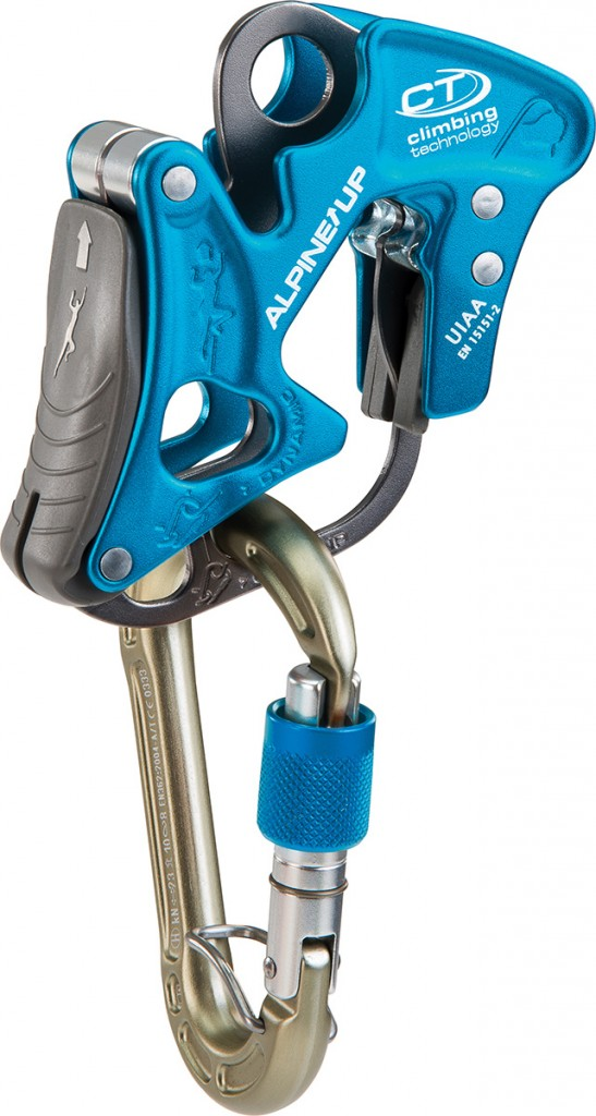 The Alpine Up is the most complete and versatile belay / rappel device ever produced