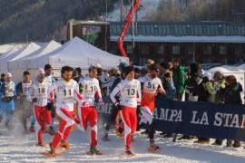 Racchettinvalle 2012: Alex Baldacchini trionfa in 39'11'