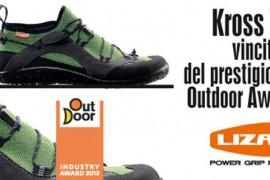 Kross Terra di Lizard vincitore Outdoor Award 2012