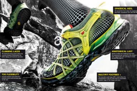 Salewa conquista 3 Industry Awards 2012