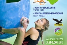 Salewa: Il Festival dell'arrampicata infiamma l'Aquila