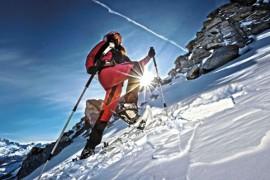 Ciaspole Salewa: l'alternativa democratica a sci e snowboard