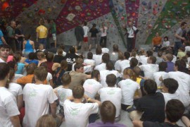 La Sportiva Climbing Party Moscow Edition - report