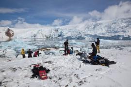 Missione Antartide The North Face®: Freeride ai confini del mondo