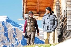 Salewa: le proposte per il trekking invernale
