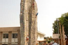 Zamberlan: gara non competitiva di arrampicata sportiva riservata ai giornalisti