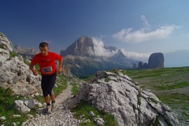Due settimane al via della The North Face® Lavaredo Ultra Trail 2013
