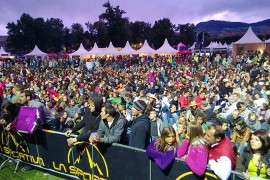 La Sportiva ai Natural Games: un lungo weekend tra musica e blocchi