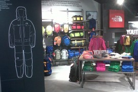 The North Face® apre un nuovo negozio monomarca a Marcon (VE)