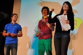 Il ceco Adam Ondra fa poker nel SALEWA Rock Award
