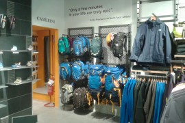 The North Face apre a Torino