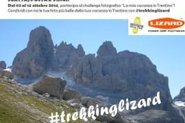 """Challenge fotografico: """"La mia vacanza in Trentino""""! Partecipa e vinci un paio di scarpe Lizard!"""