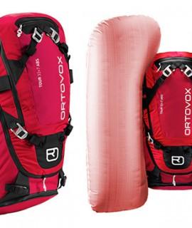 Ortovox: avviso di aggiornamento su dispositivi Airbag da valanga