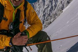 Invernale al Nanga Parbat: Simone Moro a 6400 metri