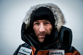 Michele Pontrandolfo nuovo Ambassador Land Explorer Ferrino