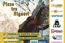 CAMP: Premana e la 35° Scialpinistica Pizzo Tre Signori