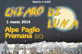 CAMP e la Chiaro di Luna ski alp race