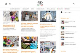 Scopri il blog Climbing Technology!