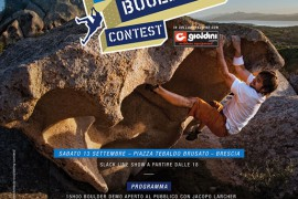 The North Face presenta Brescia Blocco 2014