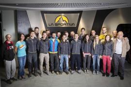 La Sportiva veste il Team del Comitato Trentino di sci alpinismo