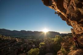 Rocklands: il video-diario dal Sud Africa di James Pearson e Caroline Ciavaldini