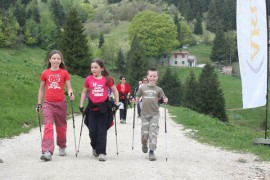 Pazzo per il Nordic Walking? Vieni con AKU al 2° International Nordic Walking Trail Meeting