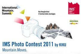 """Partecipa con AKU all'IMS Photo Contest 2011 by KIKU con scatti che """"muovono le montagne"""""""