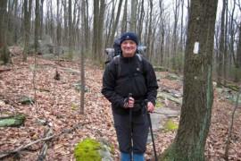 Aku racconta l'Appalachian trail di Andreino Zonta