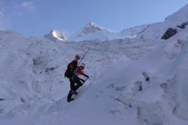 Spider 8.0 di Aku sulla vetta del Gasherbrum 2