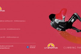 La Sportiva Climbing Party 2011