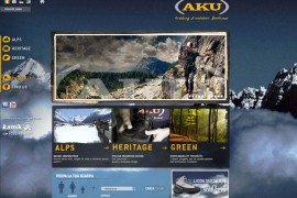 Online il nuovo sito di AKU