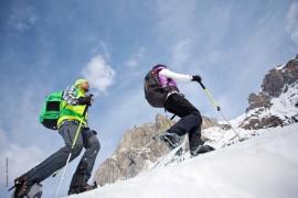 Salewa: la collezione total look Alpine Active per una gita sulla neve da ricordare