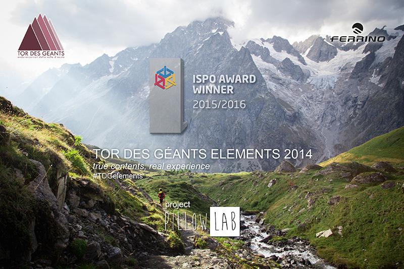 "Ferrino e Pillow Lab ""winner"" del Communication ISPO Award - Social Media"
