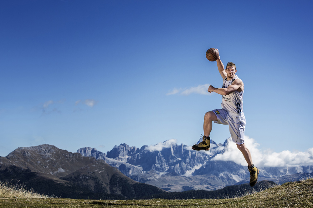 La Sportiva partner outdoor di Aquila basket