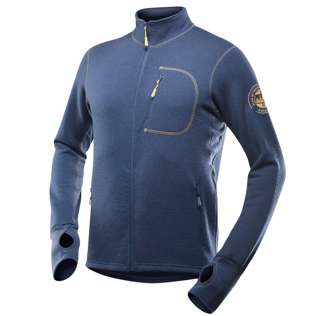 Devold Thermo merino wool jacket