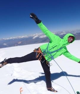 Silvestro Franchini Nevado Churup