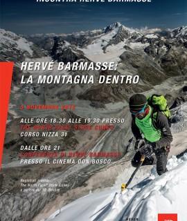 Cuneo: incontro gratuito con alpinista Hervé Barmasse il 5 novembre