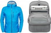 o zaino Access e la giacca da corsa Fuse si aggiudicano rispettivamente  i premi ISPO Gold Winner e ISPO Winner