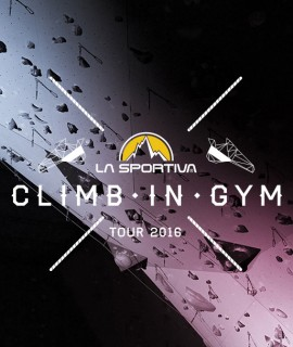 La Sportiva Climb-in-Gym Tour
