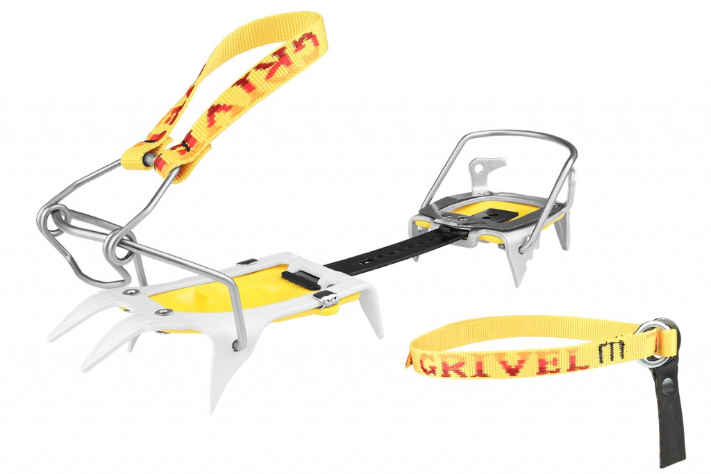 Ski Tour ski mountaineering crampons by Grivel