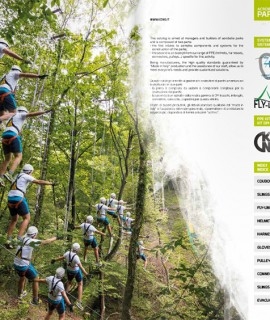 KONG: new catalog for acrobatic parks