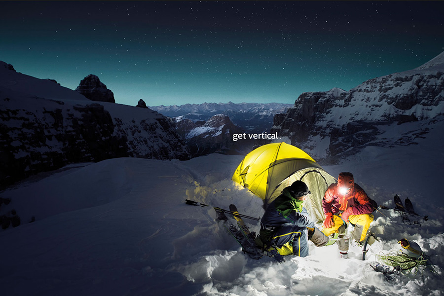 Salewa Get Vertical, vinci una Base Camp Experience