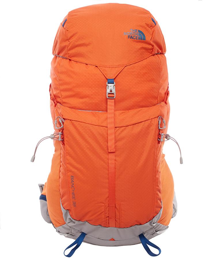 Lo zaino da escursionismo The North Face® Banchee 35 offre un'ottima combinazione tra volume, vestibilità e caratteristiche.