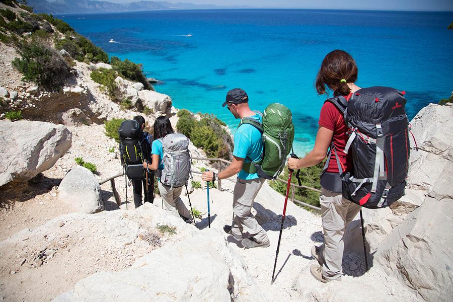 Ferrino ed i Greatest Italian Treks, Selvaggio Blu Sardegna