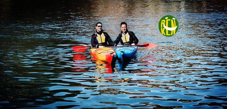 514 Km in Kayak, 11 giorni di viaggio per una catena umana di raccolta fondi che garantirà l'istruzione per un anno a 15 bambini senegalesi attraverso il contributo e il sostegno della Onlus tornese Renken nata nel 2006 da un gruppo di volontari.