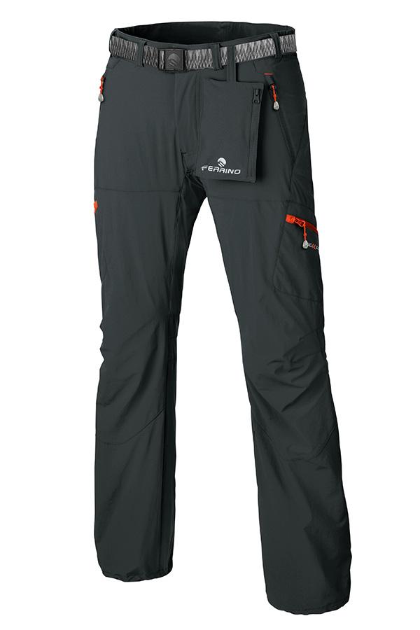 Hervey Pants - leggeri pantaloni da trekking in tessuto Stretch