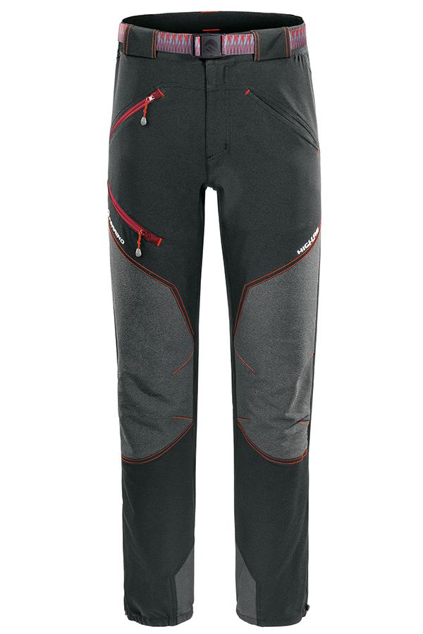 Elgon Pant - pantaloni ideali per escursionismo e alpinismo
