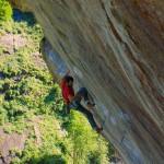 Il climber spagnolo Ander Lasagabaster