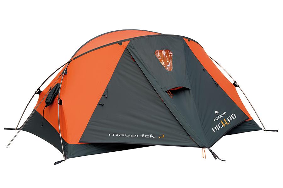 Ferrino Maverick 2 - Tenda d'alta quota monotelo, dal peso ridotto, resistente e veloce da montare.