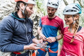 New SAFETY ACADEMY climbing courses by Ortovox